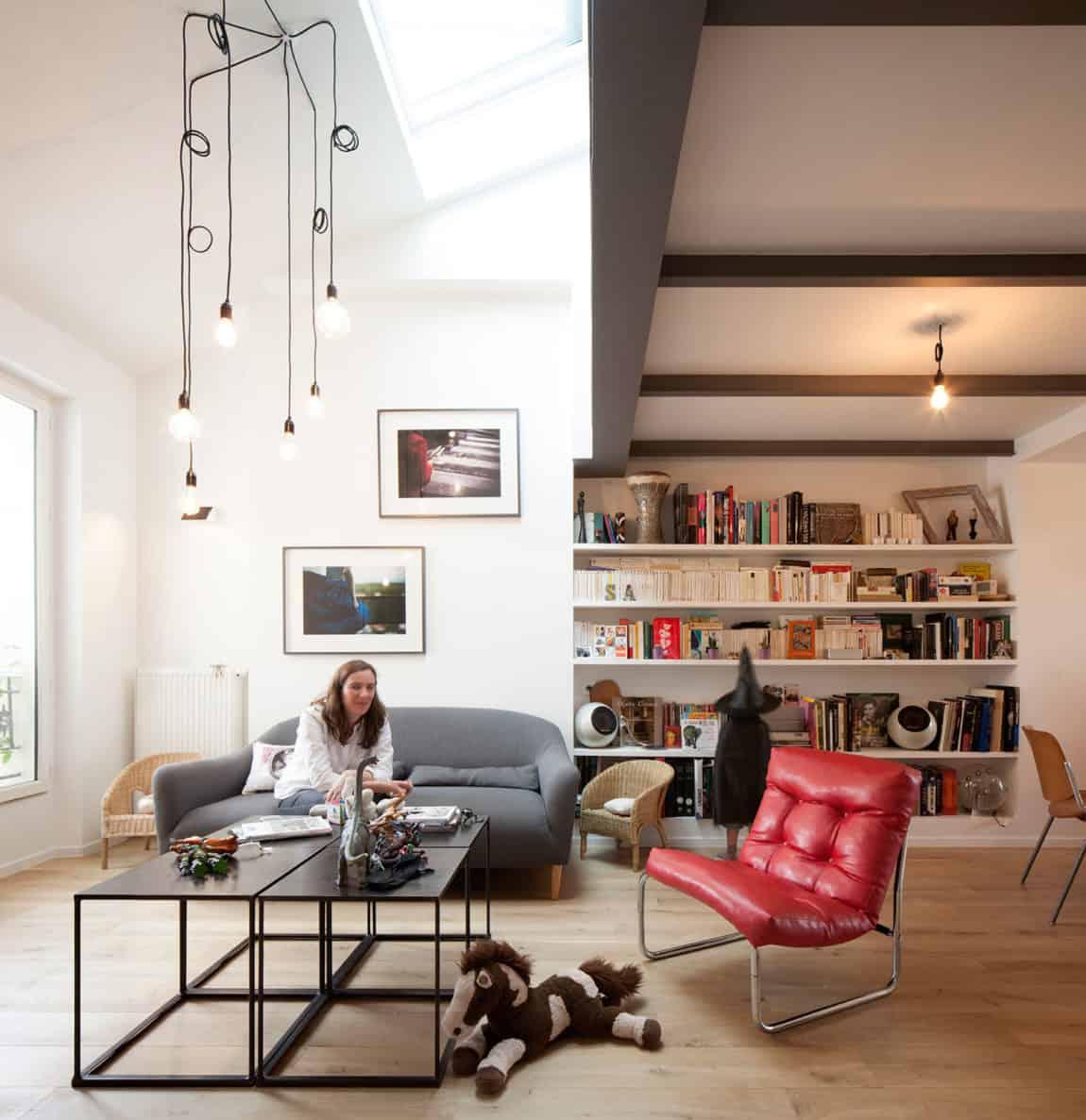 Duplex in Saint-Mandé by CAIROS Architecture et Paysage (4)