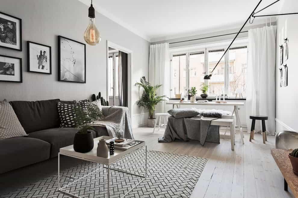Ernst Ahlgrens Väg Apartment by Scandinavian Homes (4)