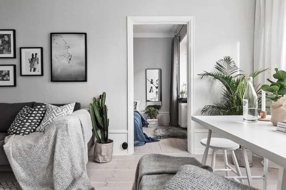Ernst Ahlgrens Väg Apartment by Scandinavian Homes (5)