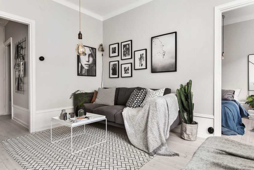 Ernst Ahlgrens Väg Apartment by Scandinavian Homes (6)