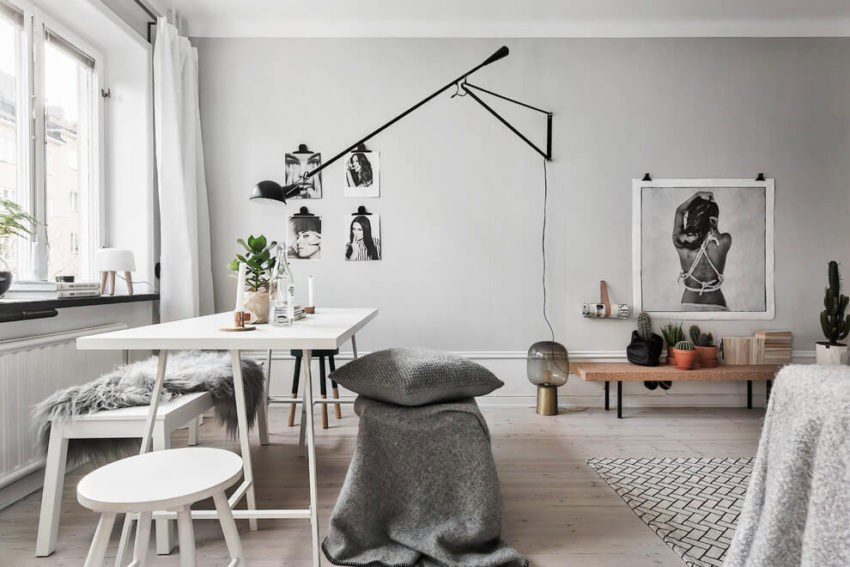 Ernst Ahlgrens Väg Apartment by Scandinavian Homes (10)