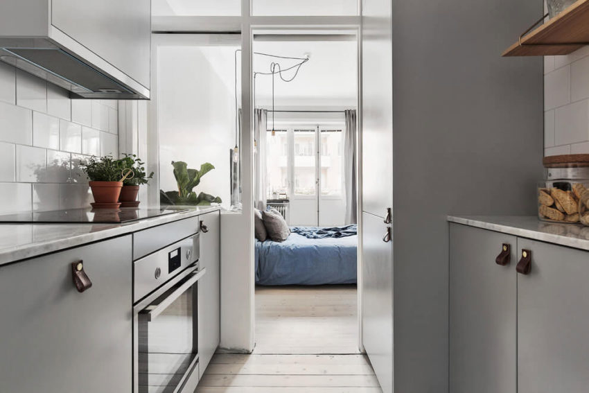 Ernst Ahlgrens Väg Apartment by Scandinavian Homes (14)