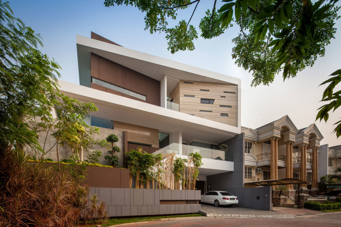 F+W House by DP+HS Architects (2)