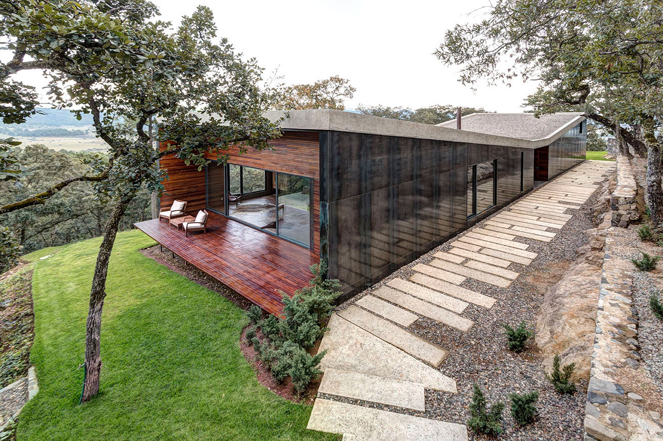 House. Elías Rizo Arquitectos Design A Weekend ...