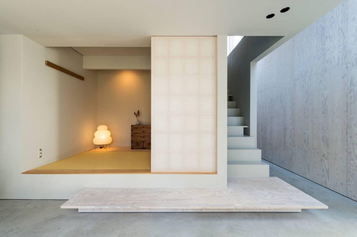 GO-BANG! House by Takeru Shoji Architects (2)