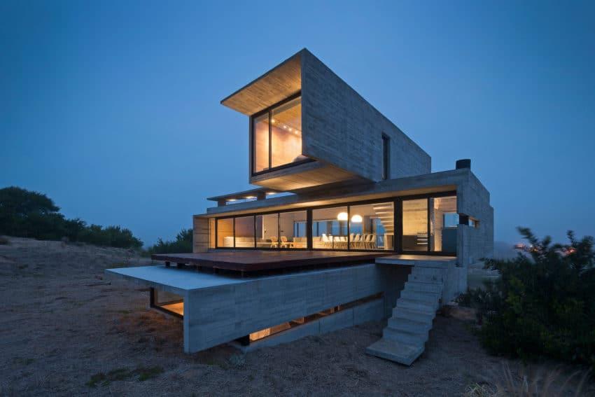 Golf House by Luciano Kruk Arquitectos (17)