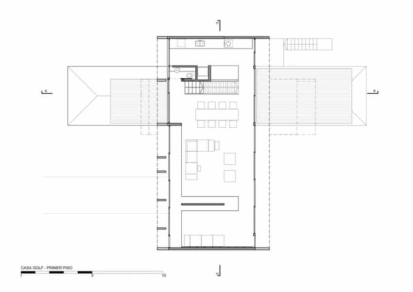 Golf House by Luciano Kruk Arquitectos (19)