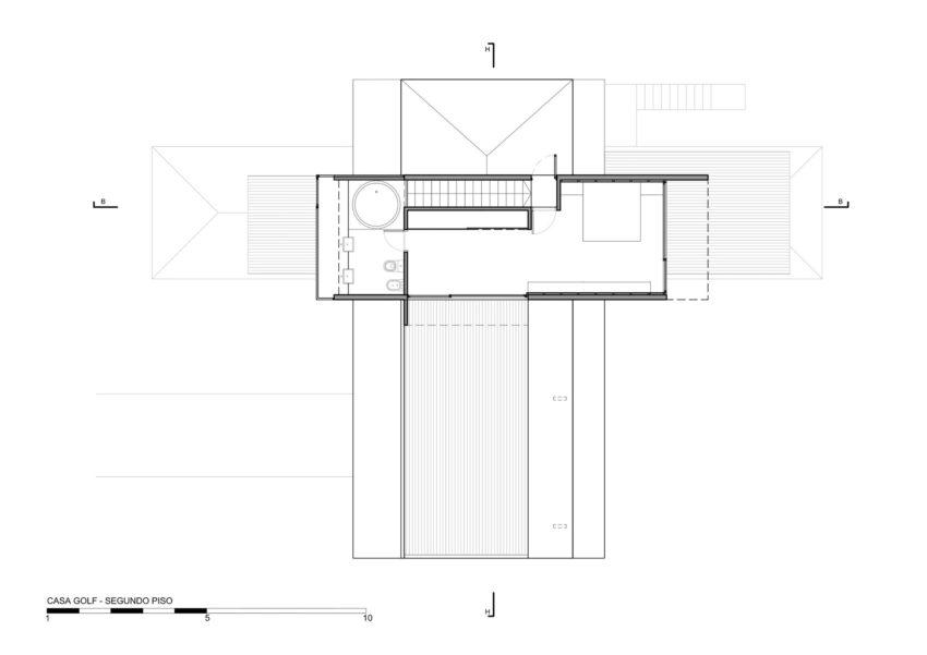 Golf House by Luciano Kruk Arquitectos (20)