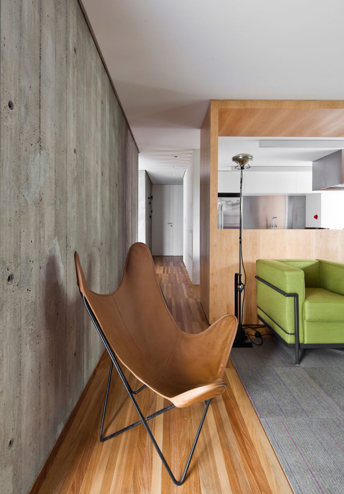 Gravata Apartment by Couto Arquitetura (2)