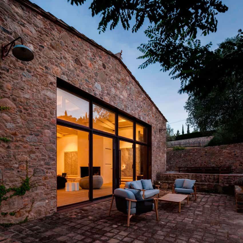 House in L'Empordà by Francesc Rifé Studio (22)