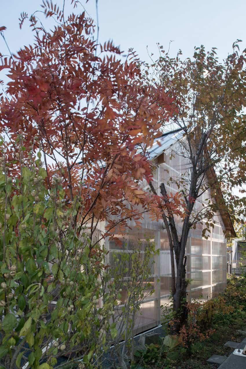 House in Shinkawa by Yoshichika Takagi (1)