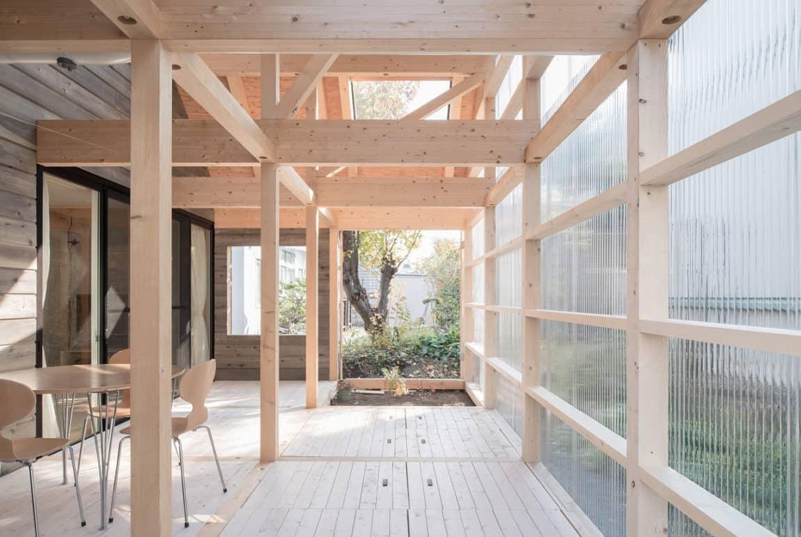 House in Shinkawa by Yoshichika Takagi (3)
