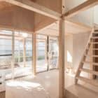 House in Shinkawa by Yoshichika Takagi (5)