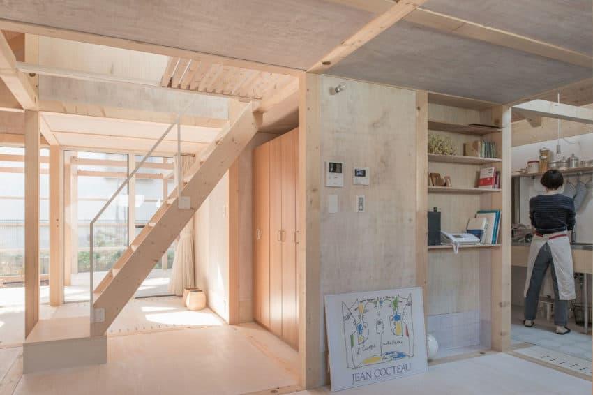 House in Shinkawa by Yoshichika Takagi (6)