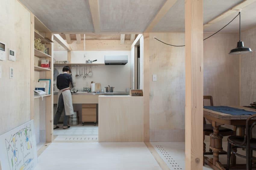 House in Shinkawa by Yoshichika Takagi (7)