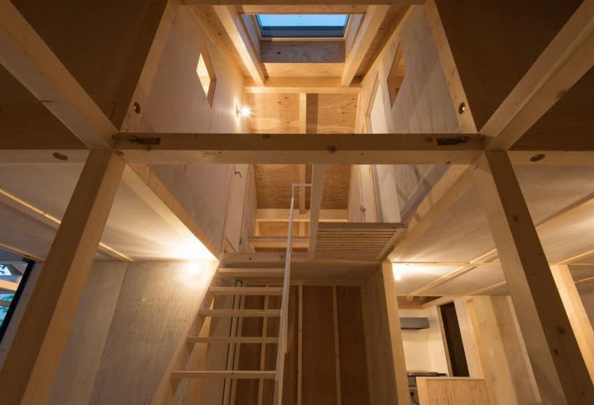 House in Shinkawa by Yoshichika Takagi (14)