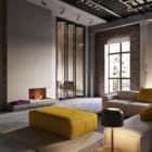 Industrial Style Apartment in Kiev by Ruslan Kovalchuk (5)