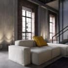 Industrial Style Apartment in Kiev by Ruslan Kovalchuk (8)