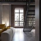Industrial Style Apartment in Kiev by Ruslan Kovalchuk (14)