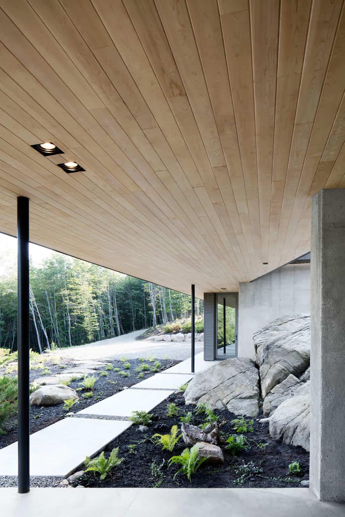 La Héronnière by Alain Carle Architecte (9)