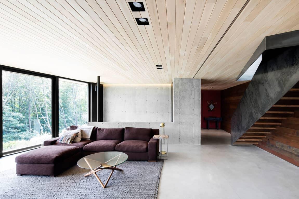La Héronnière by Alain Carle Architecte (10)