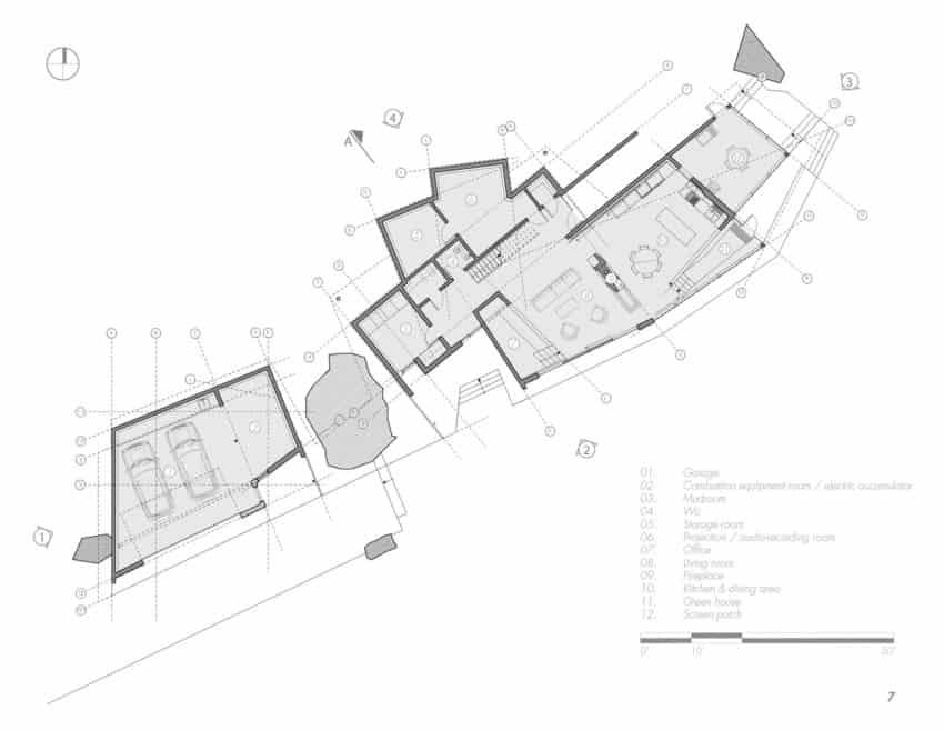 La Héronnière by Alain Carle Architecte (19)