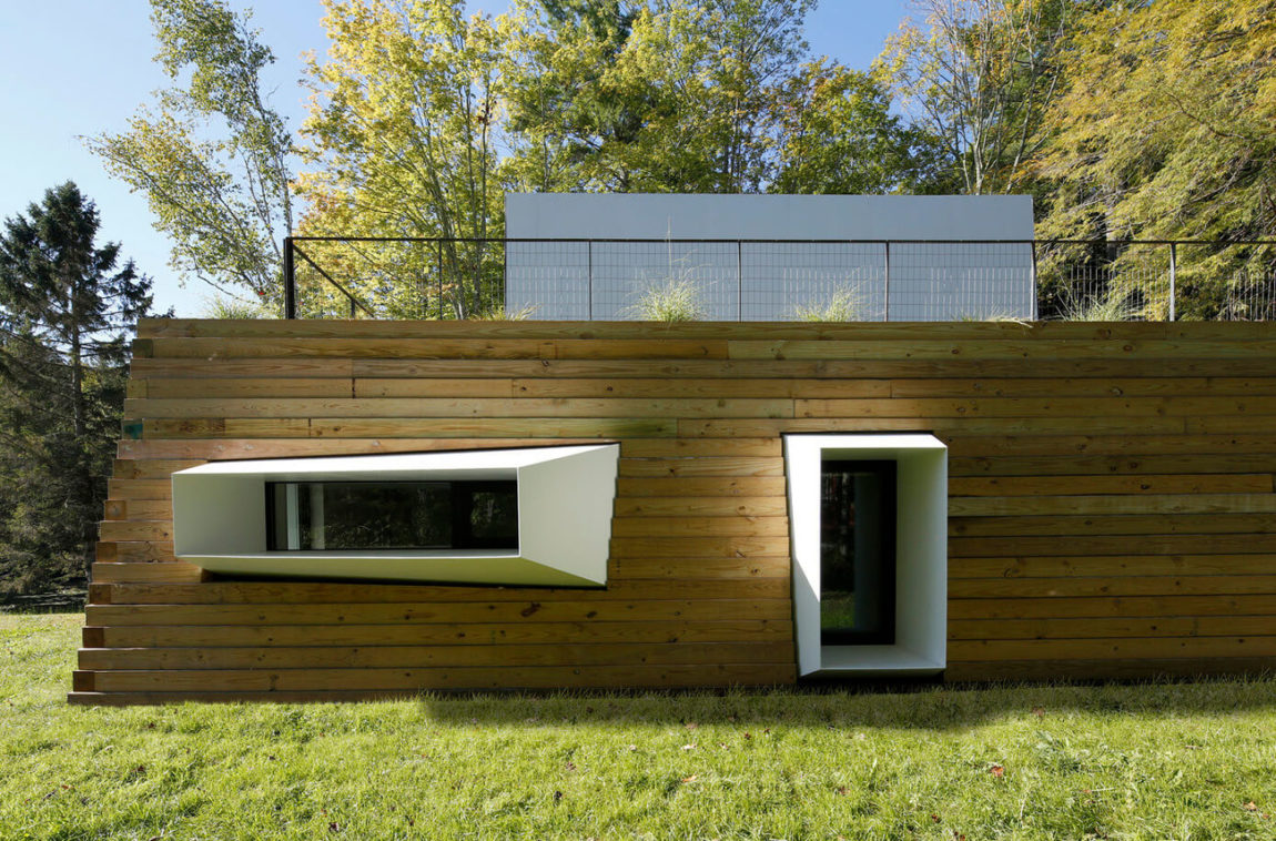 Lake House by Taylor and Miller Architecture (7)