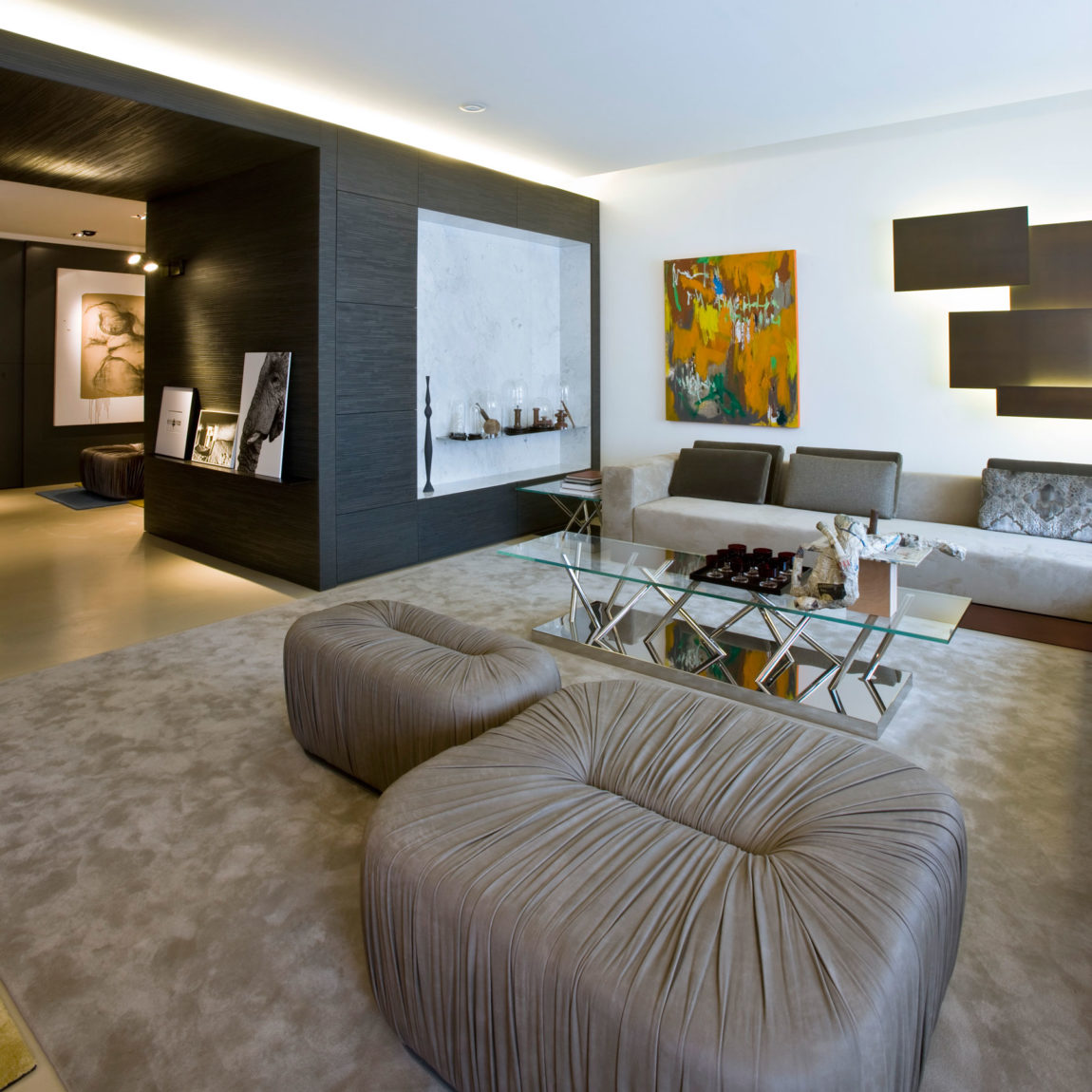 Lounge Living Project by Bartoli Design (6)
