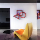Neon Apartment in Moscow by Geometrix Design (3)