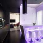 Neon Apartment in Moscow by Geometrix Design (17)