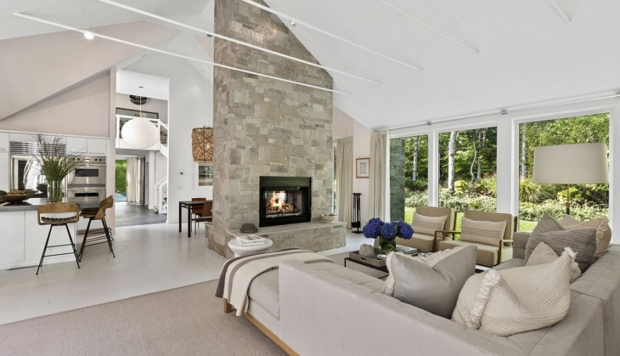 Bruce D. Nagel Designs a Luxury Single-Family Home in East Hampton