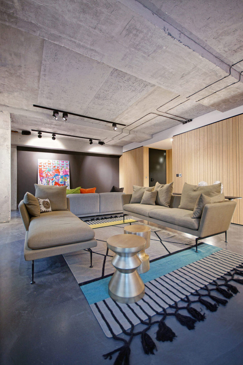 Ransome Dock East Apartment by Minacciolo & CLPD (7)