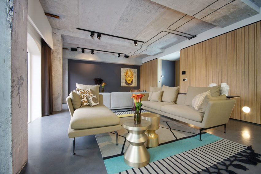 Ransome Dock East Apartment by Minacciolo & CLPD (8)