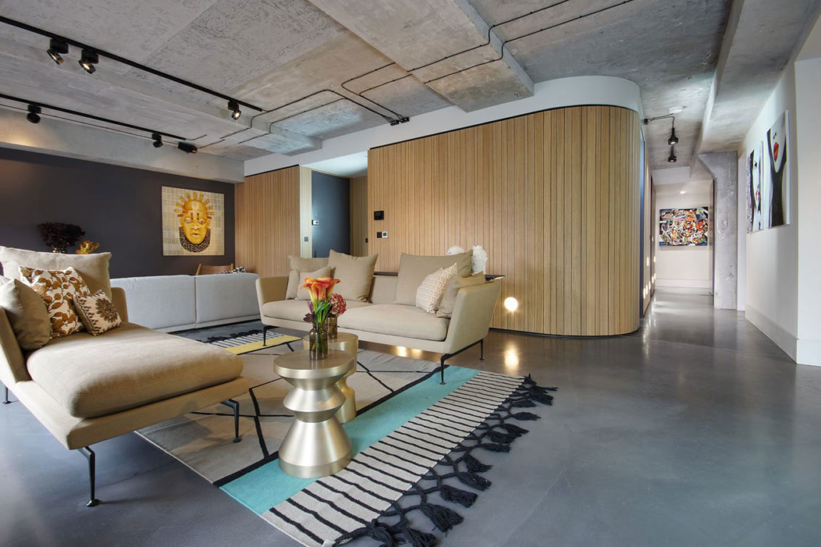 Ransome Dock East Apartment by Minacciolo & CLPD (9)