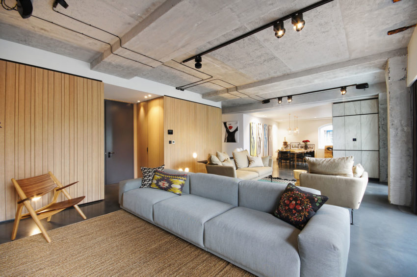 Ransome Dock East Apartment by Minacciolo & CLPD (11)