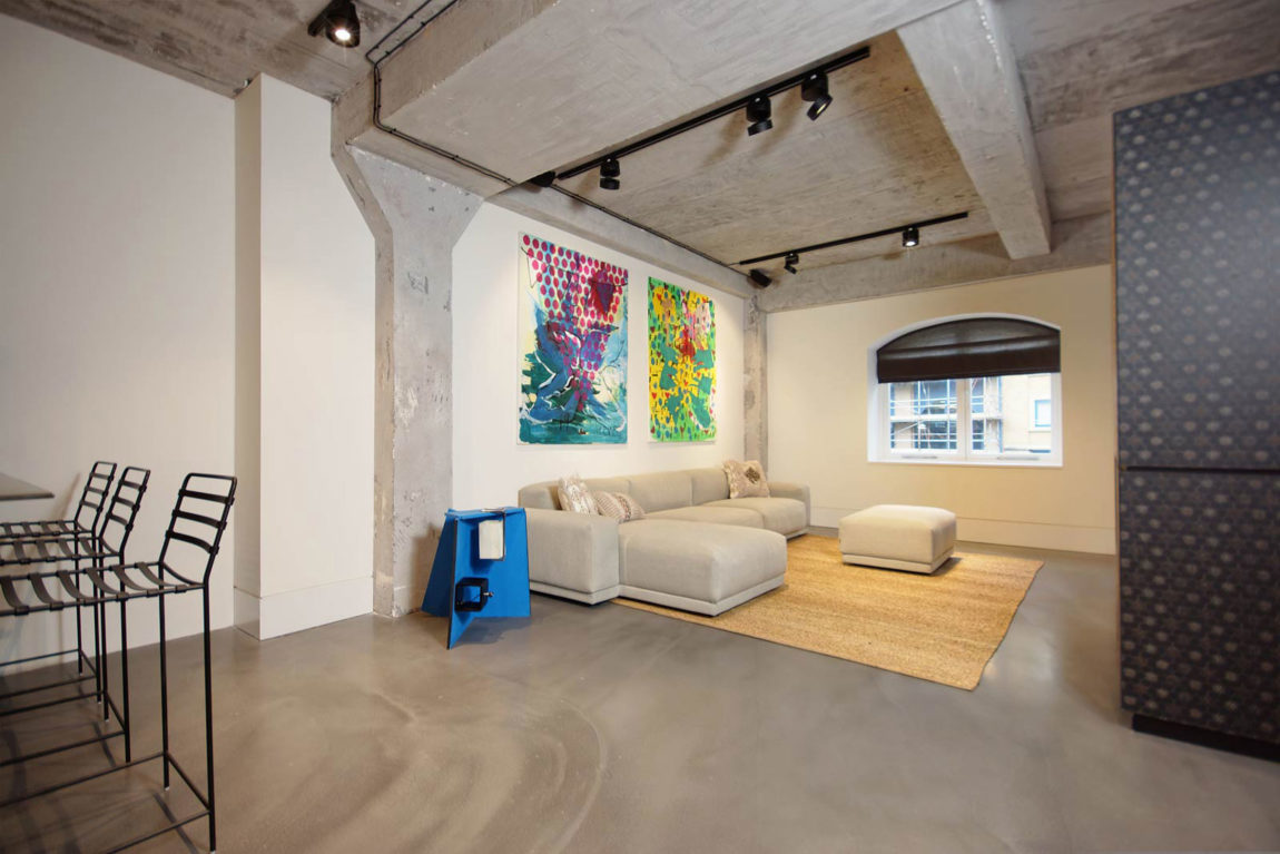 Ransome Dock West Apartment by Minacciolo & CLPD (7)