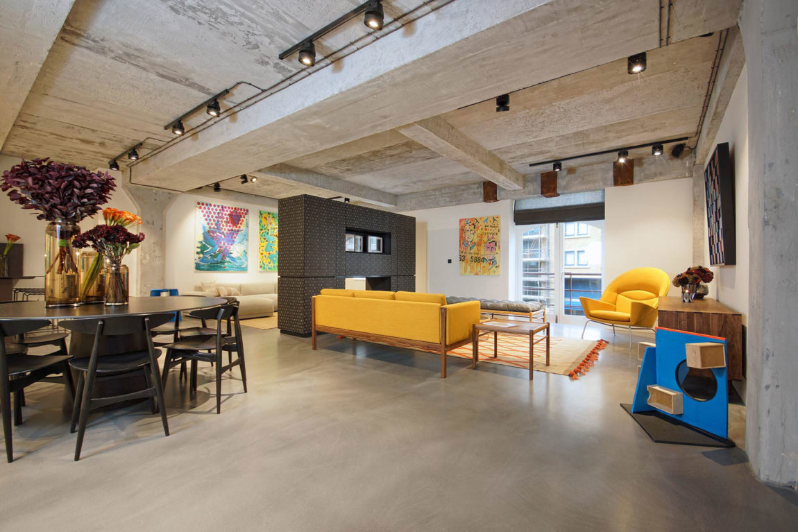 Ransome Dock West Apartment by Minacciolo & CLPD (8)