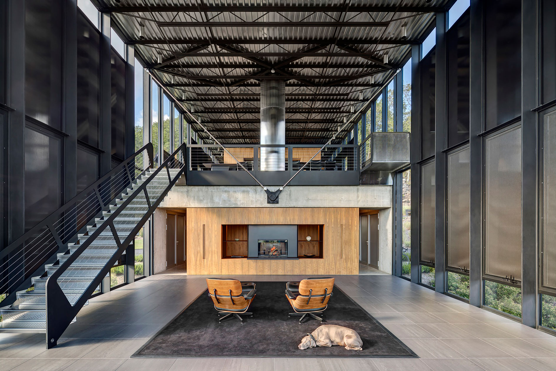 A Spacious Contemporary Home in New York Designed by Jay Bargmann