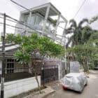 Slanted House by Budi Pradono Architects (1)