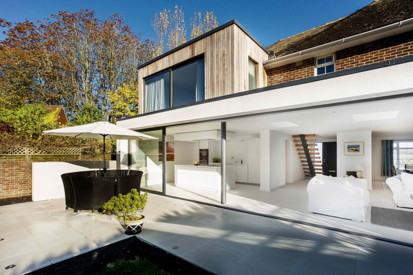 The Beckett House by Adam Knibb Architects (3)