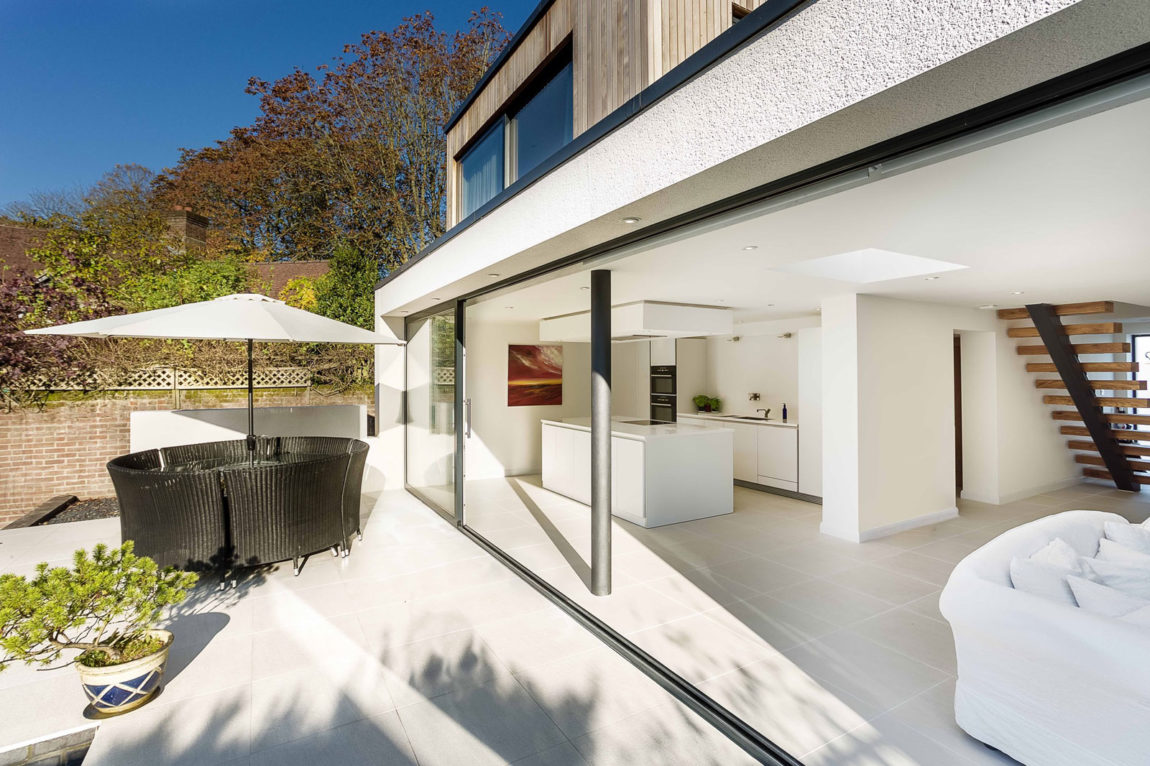 The Beckett House by Adam Knibb Architects (4)