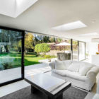 The Beckett House by Adam Knibb Architects (5)