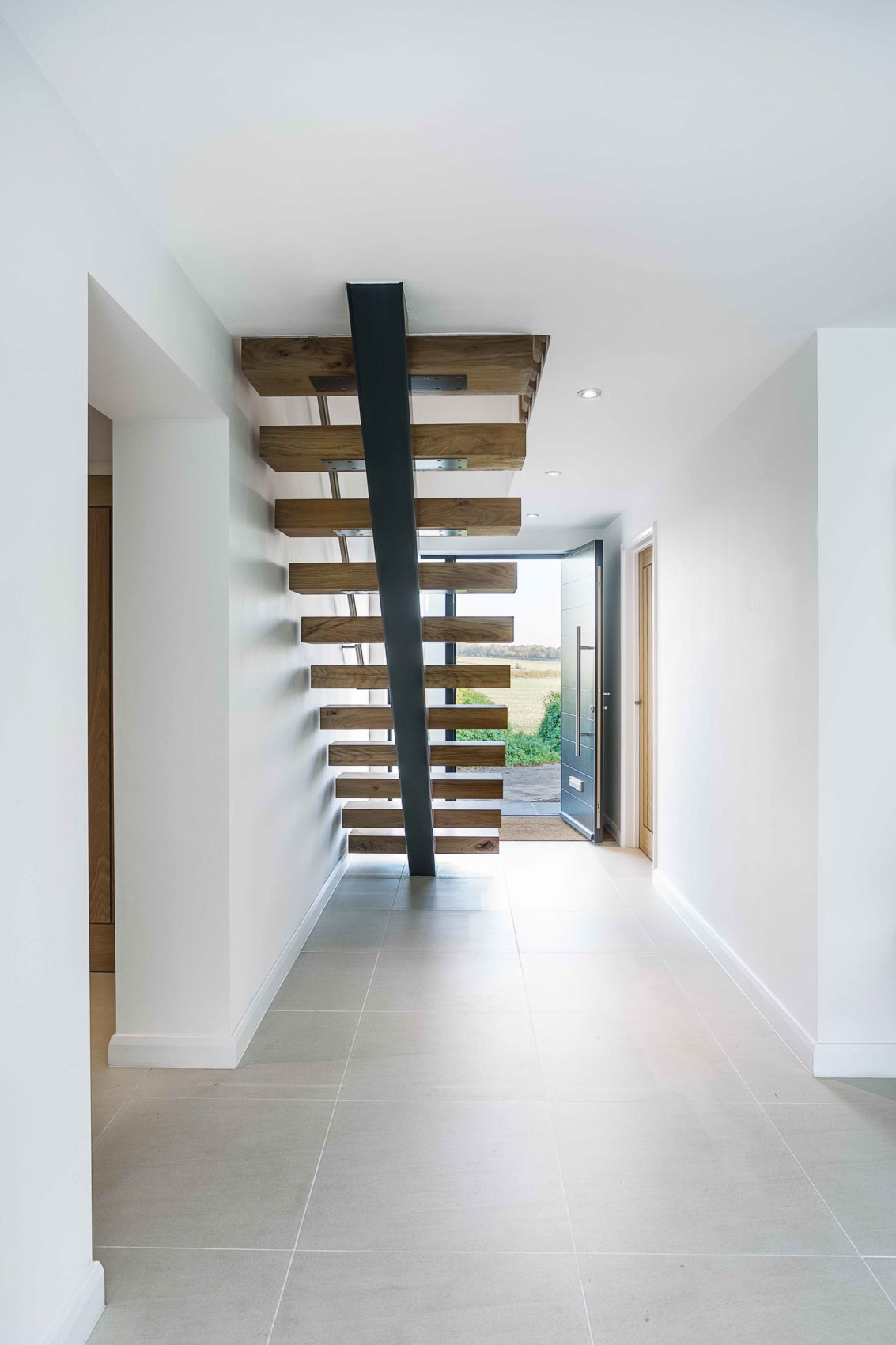 The Beckett House by Adam Knibb Architects (7)