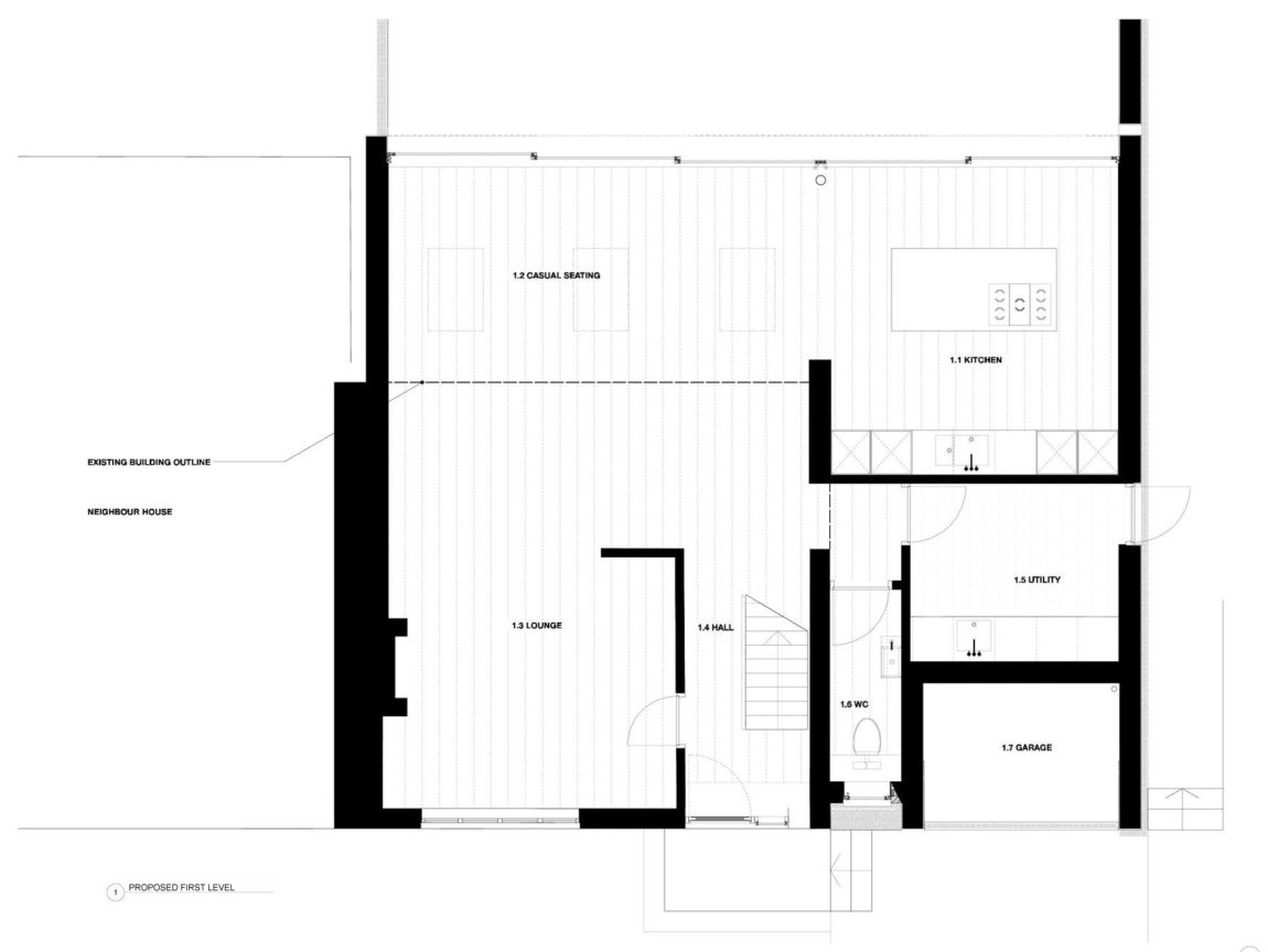 The Beckett House by Adam Knibb Architects (9)