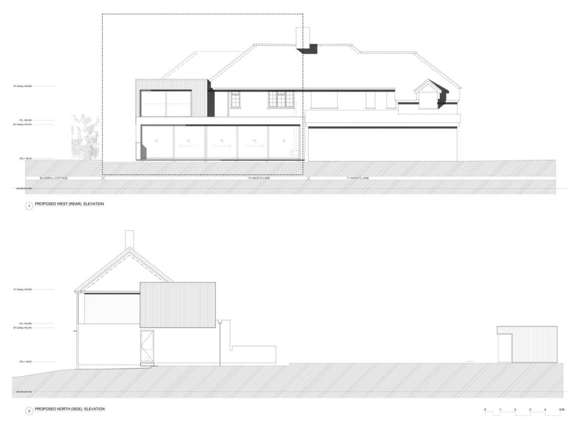 The Beckett House by Adam Knibb Architects (11)