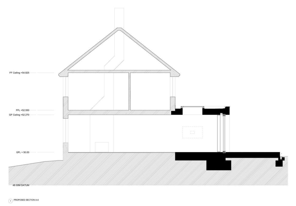 The Beckett House by Adam Knibb Architects (12)
