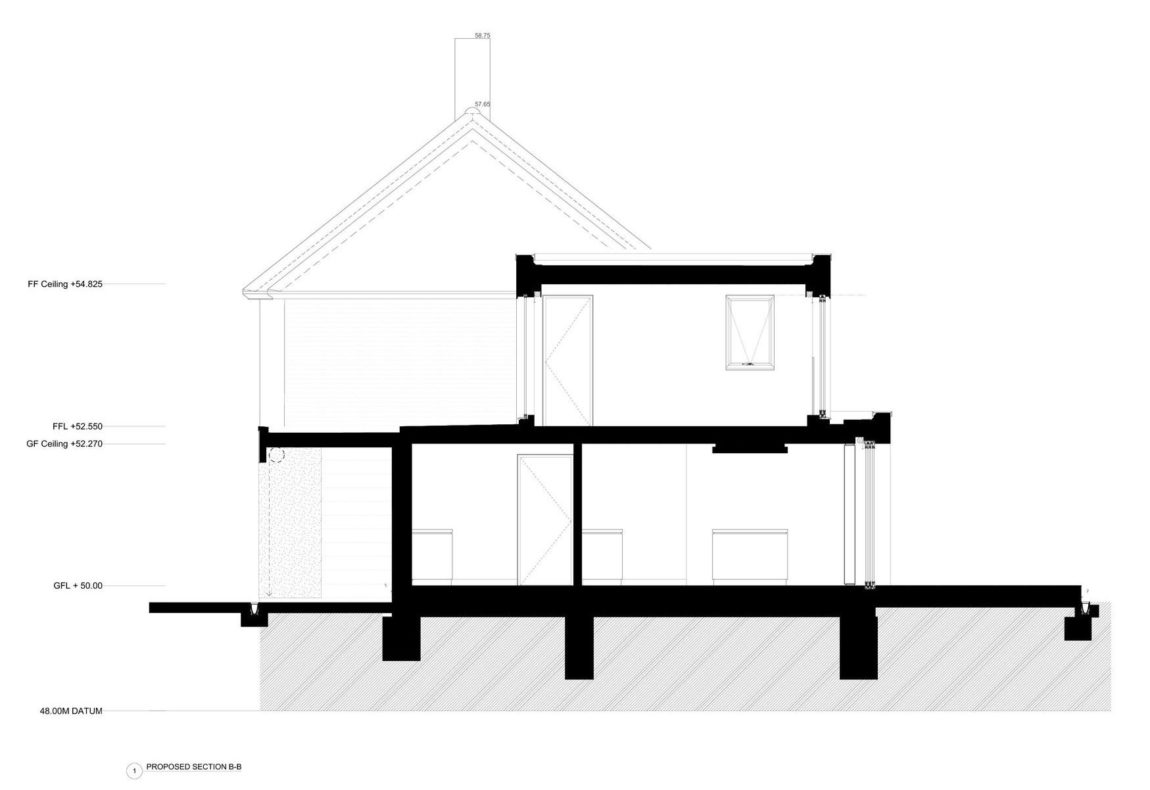 The Beckett House by Adam Knibb Architects (13)