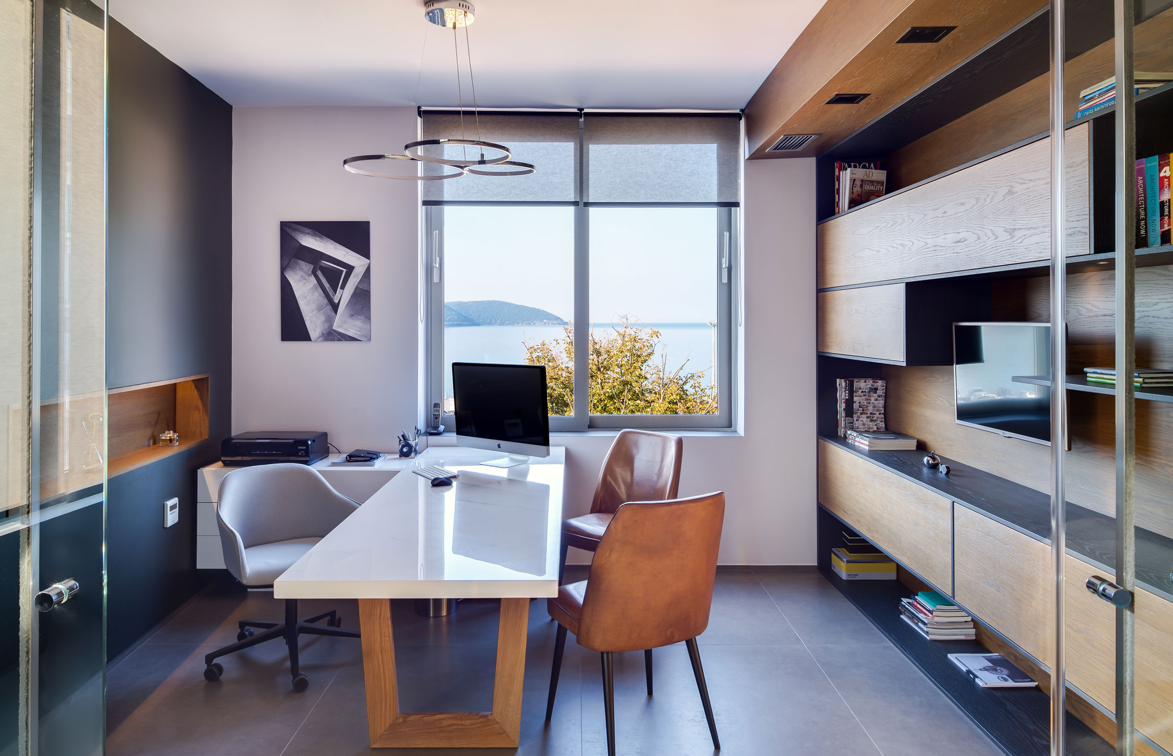 The Stylish Offices of VR Architects in Igoumenitsa, Greece