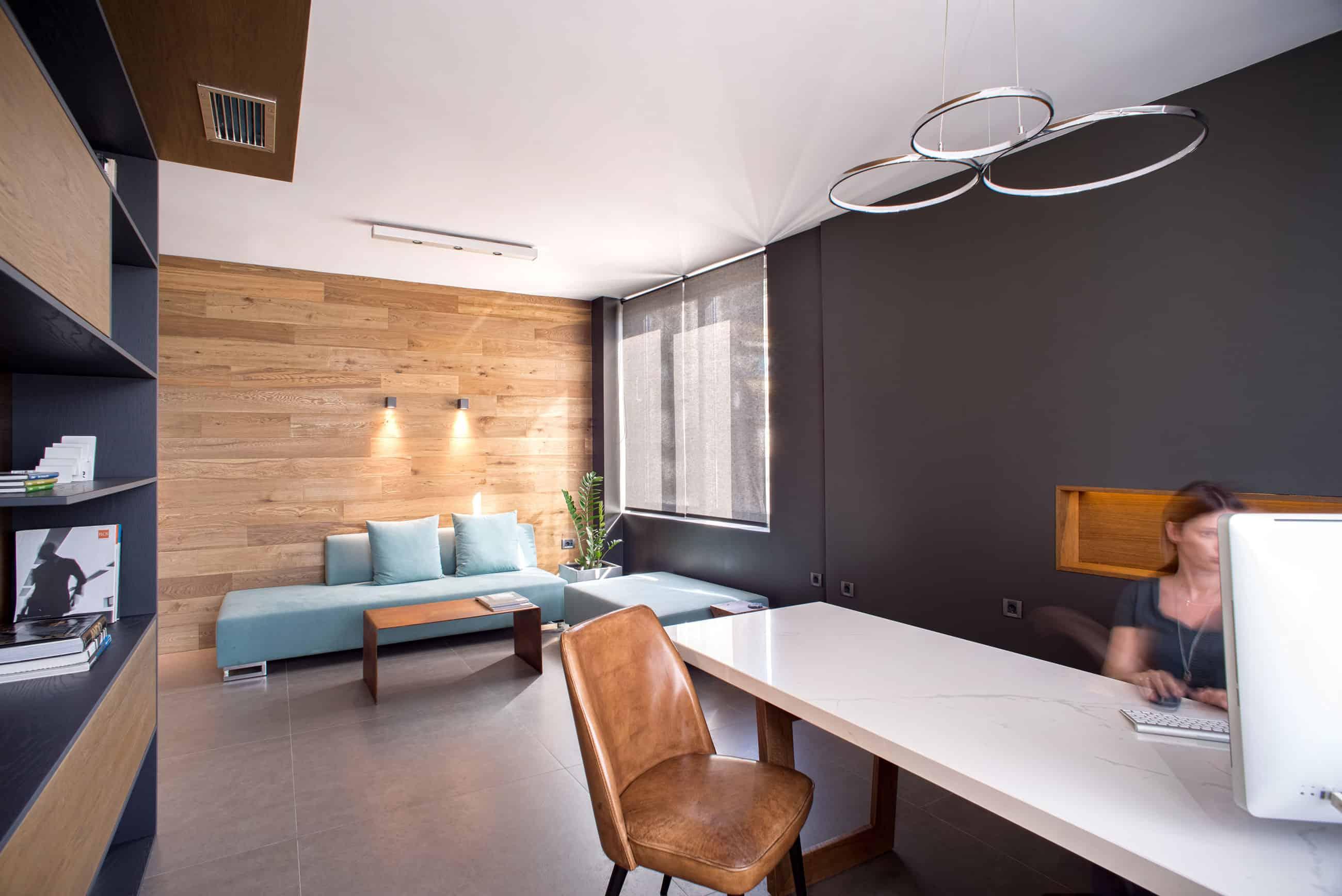 The Stylish Offices of VR Architects in Igoumenitsa, Greece