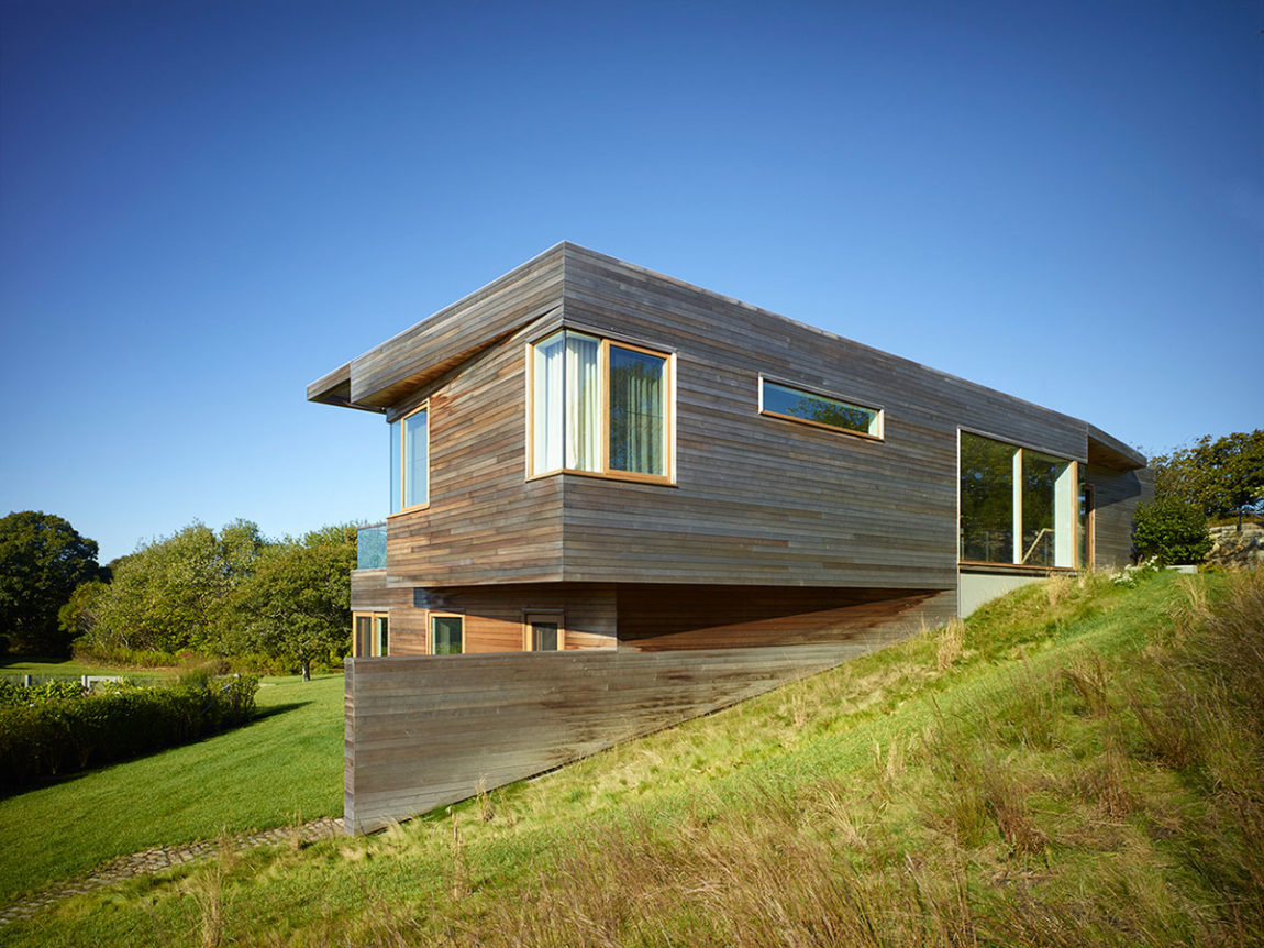 Vineyard Farm House by Charles Rose Architects (2)